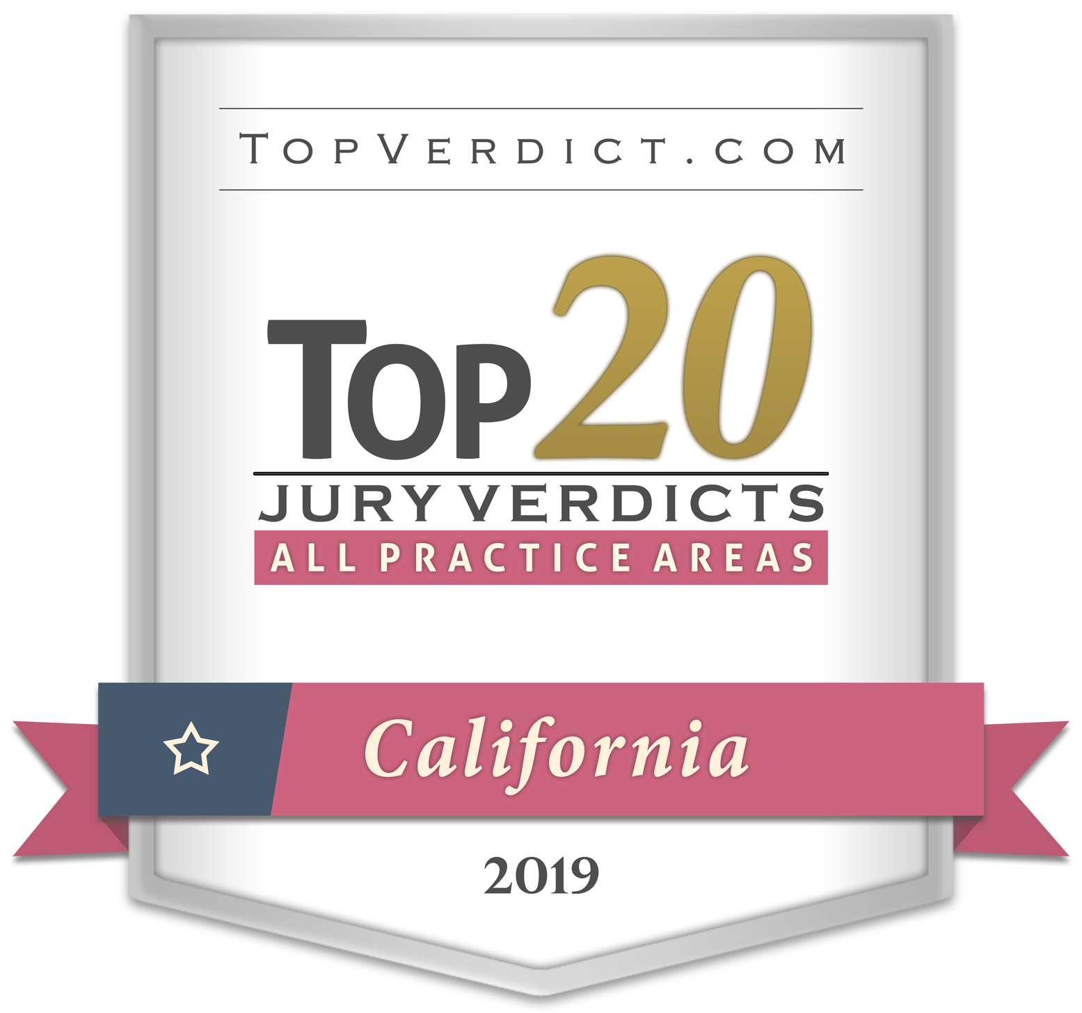 2019 Top 20 Verdicts